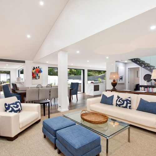 Quantum Built Mosman House